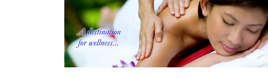 A destination for wellness...